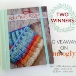 The Knitter's Journal: From Swatch to Stash: Review & Giveaway!
