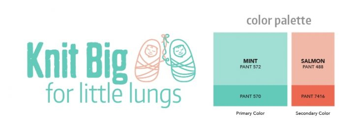 Knit Big for Little Lungs - how you can crochet and knit to help babies with RSV!