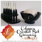 Furls Odyssey Crochet Set Giveaway on Moogly!