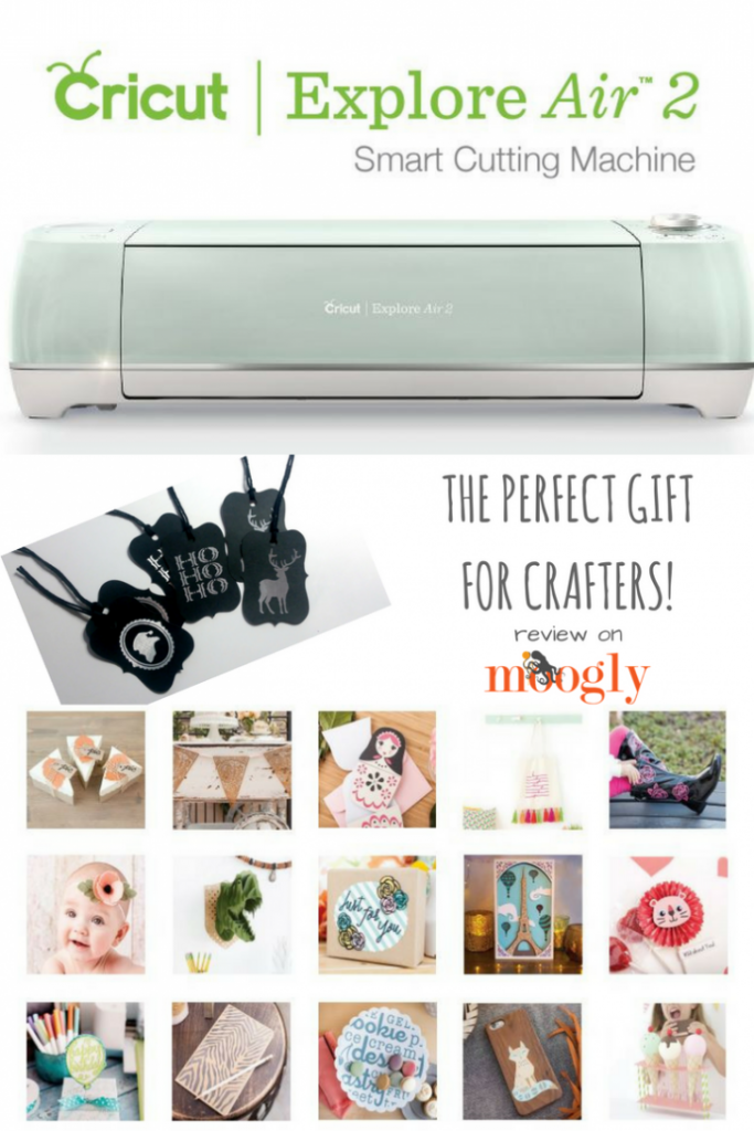 The Perfect Gift for Crafters: Cricut Explore Air 2 Review! - moogly