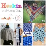 Hookin On Hump Day #131: Link Party for the Yarny Arts!