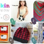 Hookin On Hump Day #132: Link Party for the Yarny Arts!