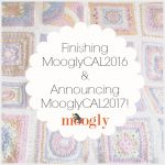 Finishing 2016 and Announcing the Moogly CAL 2017!