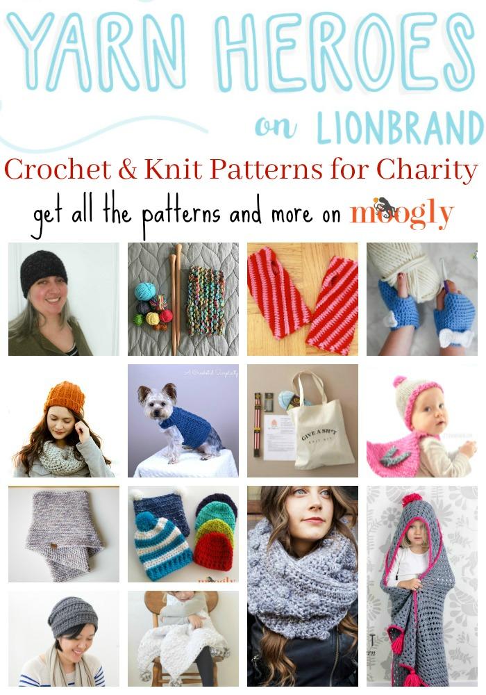 Yarn heroes 2016 free crochet knit patterns moogly yarn heroes patterns wrap up and free patterns on mooglyblog fandeluxe Images