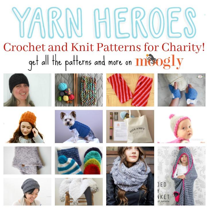 Yarn Heroes 2016 Free Crochet Knit Patterns Moogly