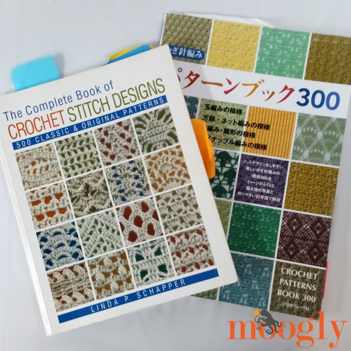 Crochet Stitch Dictionaries are a crocheter's best friend! ♥ Get the Moogly Stitch Dictionary Top 10 on Mooglyblog.com!