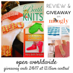 Bath Knits by Mary Beth Temple: Review & Giveaway on Moogly!