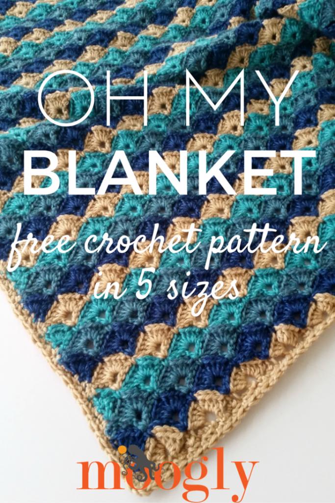 Oh My Blanket Moogly