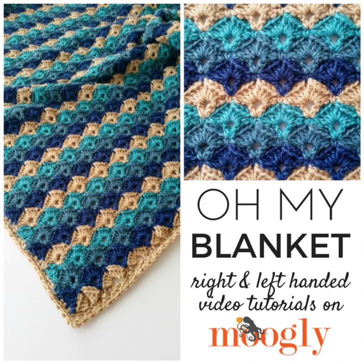Oh My Blanket Tutorial Moogly