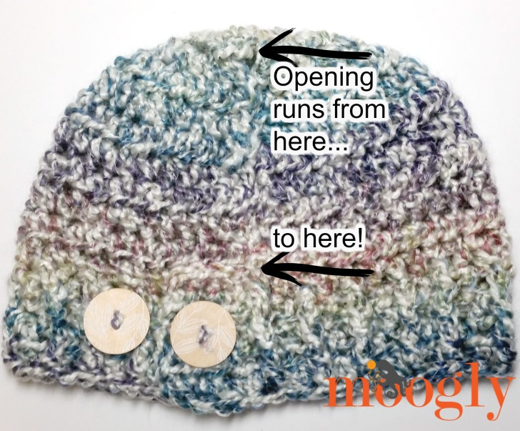Pick Your Pony Beanie - free crochet pattern on Mooglyblog.com! 508813d8c5c