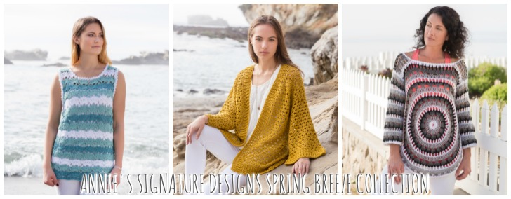 Annie's Signature Designs Spring Breeze Collection