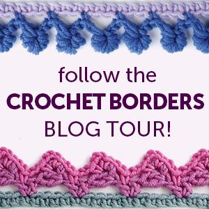 Follow the Crochet Borders Blog Tour with author Edie Eckman!