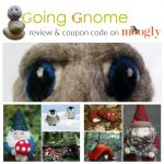 Going Gnome Needle Felting Kit: Review and Coupon Code!