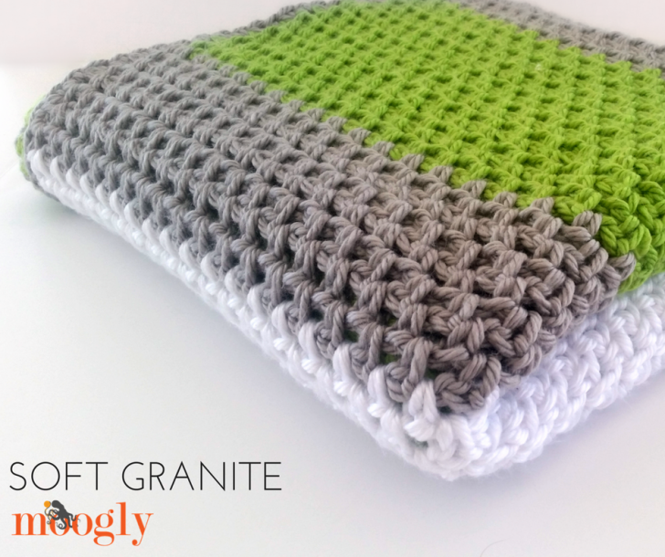 Soft Granite Blanket Moogly