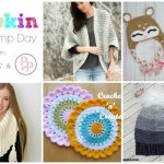 Hookin On Hump Day #138: Link Party for the Yarny Arts!