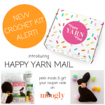 Get Happy Yarn Mail with Sewrella (And Get a Coupon Code on Moogly)!
