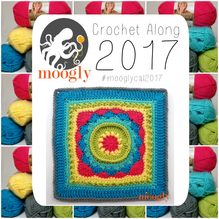 MooglyCAL2017 - Block #9, courtesy of CrochetN'Crafts!