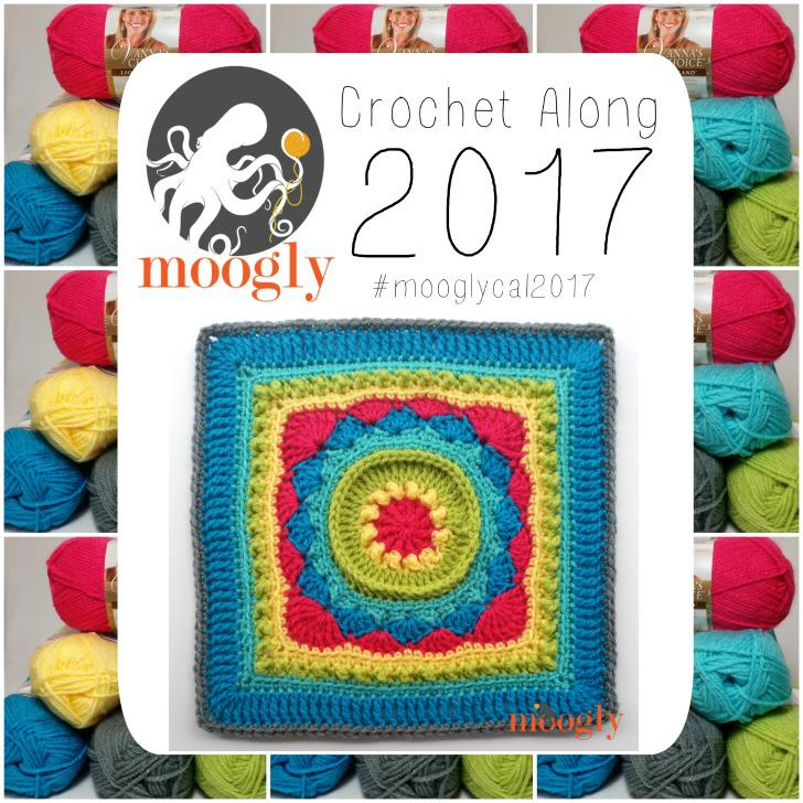 MooglyCAL2017 - Block #9, courtesy of CrochetN'Crafts!