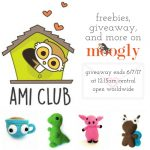 Ami Club by FreshStitches: Get the Scoop with the Freebies & Giveaway on Moogly!