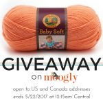 Cozy Up to the Lion Brand Baby Soft Giveaway!