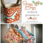 Shaggy Baggy Project Tote Giveaway on Moogly!