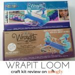 Weaving Summer Fun with the Wrapit Loom: Review
