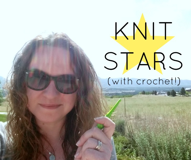 Join my for Knit Stars 2.0 - I'm bringing the hook to the party!
