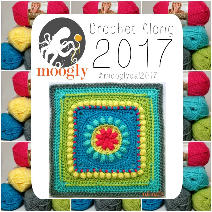 MooglyCAL2017 Block #12, courtesy of KatiDCreations!