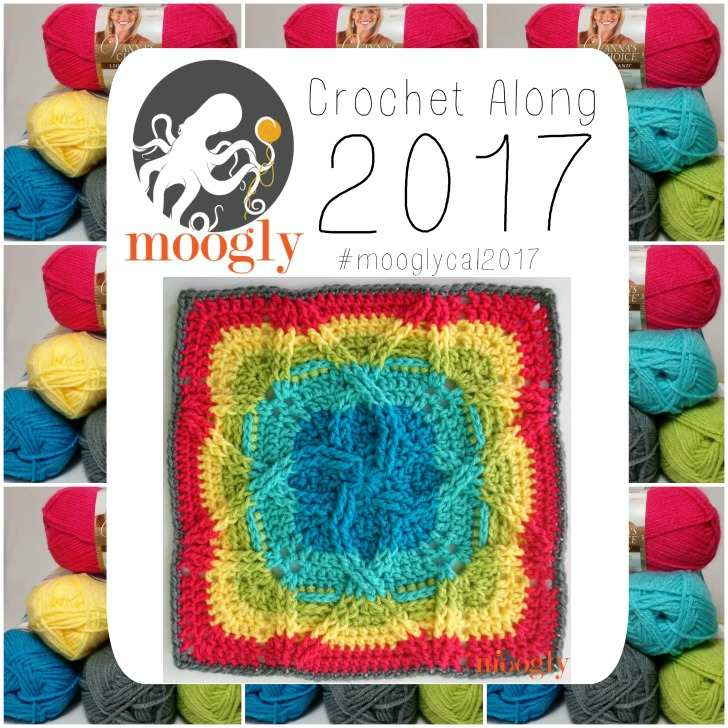 MooglyCAL2017 #14 - Courtesy of A Crocheted Simplicity