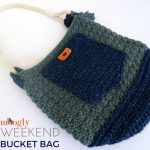 Weekend Bucket Bag