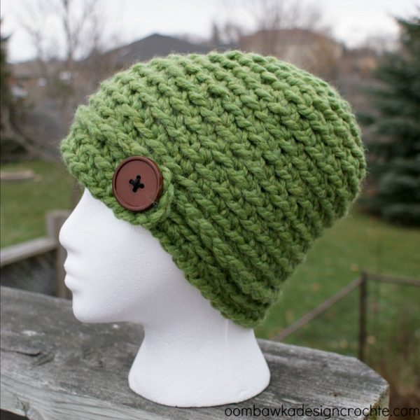 10 Free Crochet Patterns made with Lion Brand Wool-Ease Thick   Quick 0b0c2aaa928