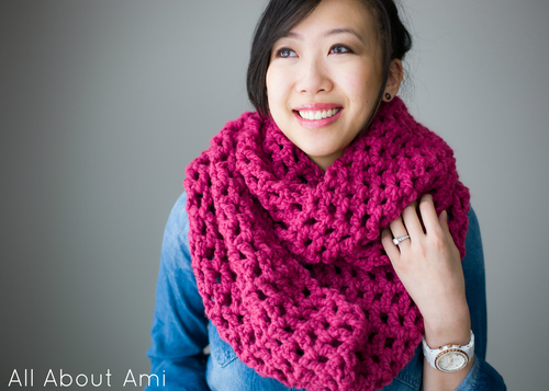 10 Free Crochet Patterns made with Lion Brand Wool-Ease Thick & Quick