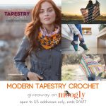 Modern Tapestry Crochet: Review & Giveaway