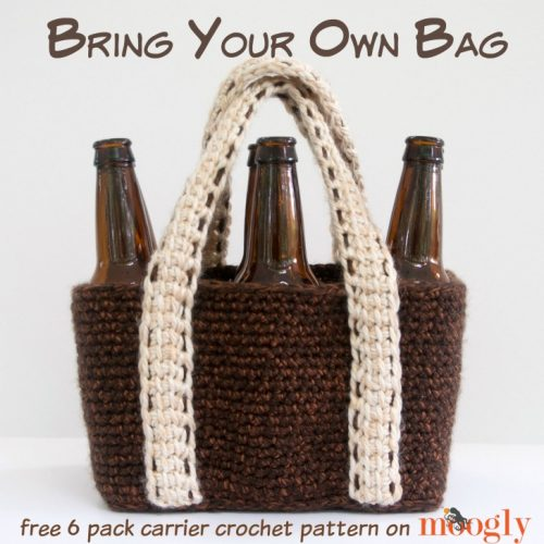 10 Free Crochet Patterns for Sports Fans made with Lion Brand Yarn - Free pattern collection on Moogly!