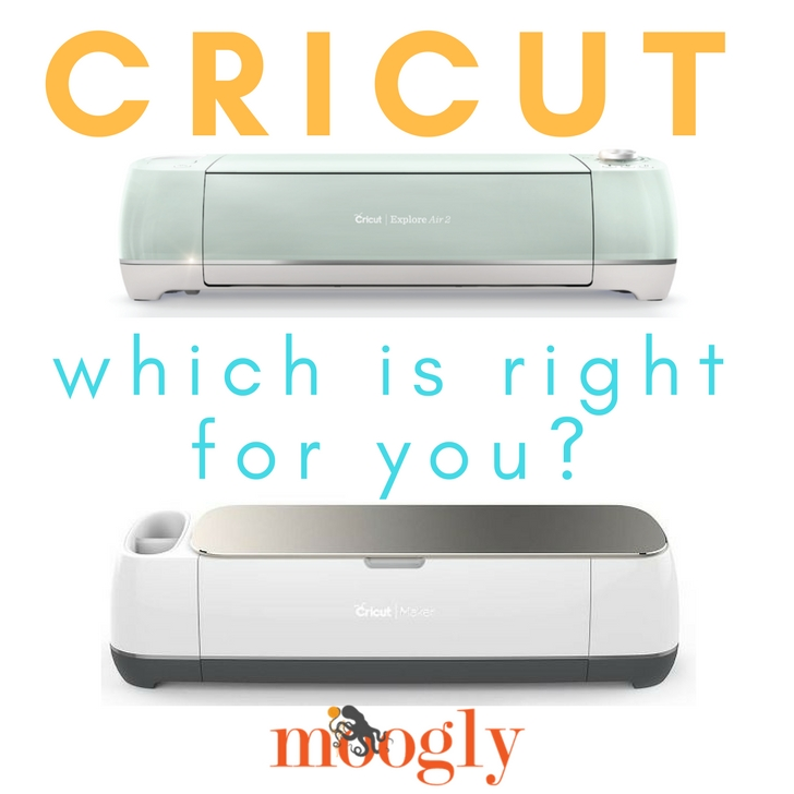 Cricut Explore Air 2 vs Cricut Maker - which is right for you?