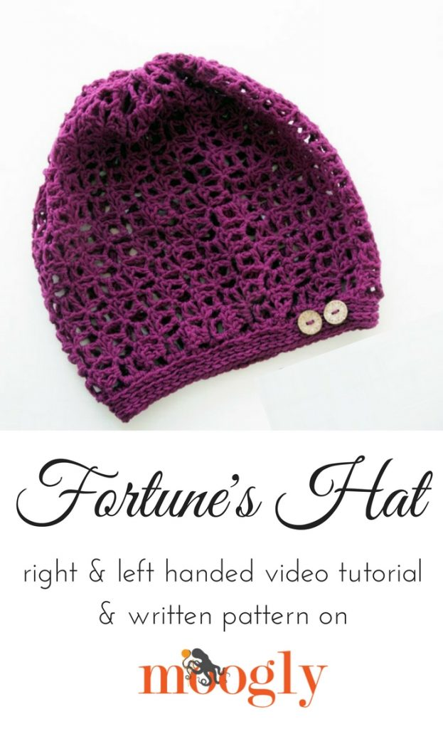 Fortune's Hat: Tutorial on Moogly!