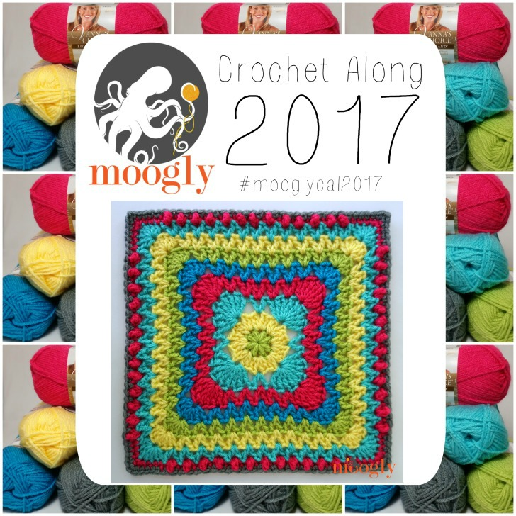 MooglyCAL 2017 - Block #20, courtesy of Beatrice Ryan Designs! Get all the FREE patterns on Mooglyblog.com!