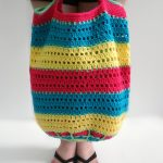 Vanna Mandala Tote by Moogly, on Love Crochet - free pattern!