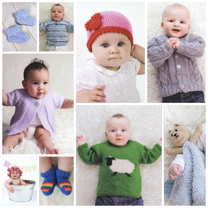 Adorable Baby Knits - super cute book by Jody Long!
