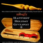 Happiest Holiday Giveaway with Furls & Chetnanigans