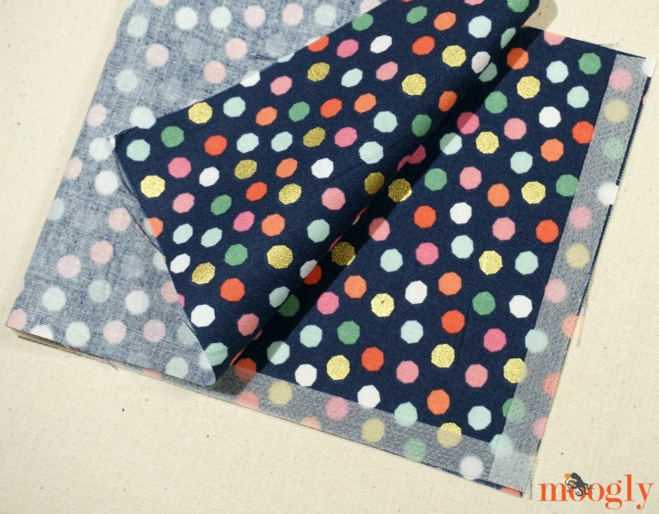Cricut Maker: No Sew Bag Lining Tutorial on Moogly!