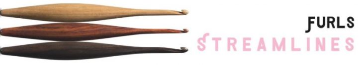 Furls Streamlines - affordable ergonomic luxury crochet hooks!