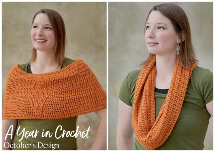 """Win """"A Year in Crochet"""" from Cre8tion Crochet - giveaway on Moogly! This giveaway endsSaturday, December 16, 2017 @11:59pm EST."""