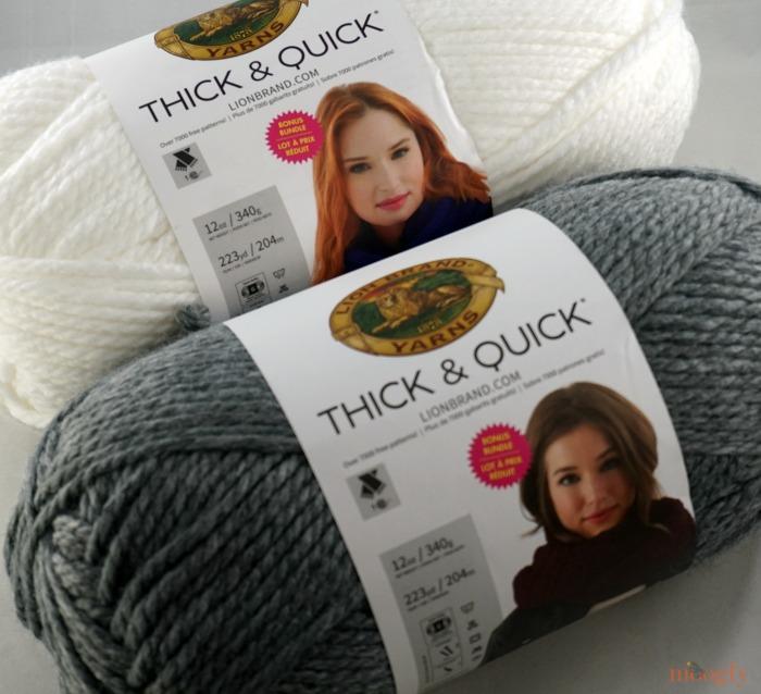 Lion Brand Thick & Quick Bonus Bundle - available at Michaels and Lion Brand!