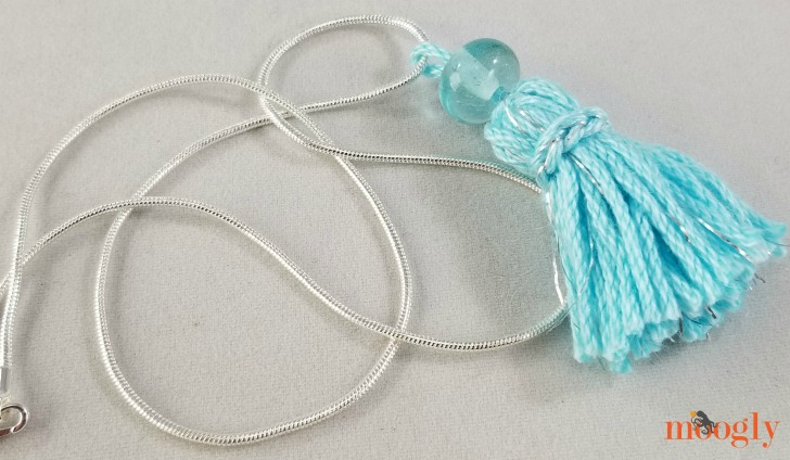 Make Your Own Tassel Jewelry with Clover Tassel Maker! Photo Tutorial on Moogly!