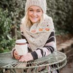 My December Furls Crochet Along: The Champagne Cables Hat