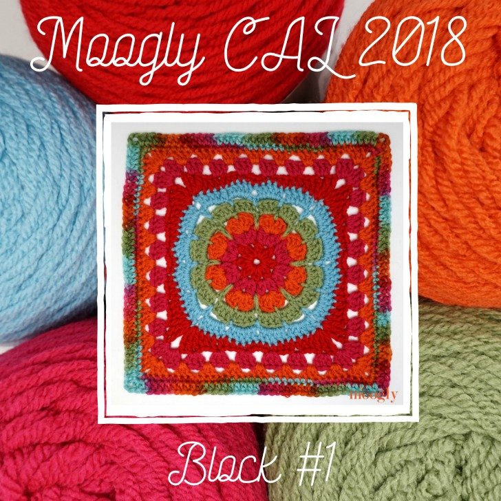 MooglyCAL2018 - Block #1 by Jessie At Home