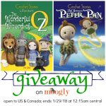 Crochet Stories: The Wonderful Wizard of Oz & Peter Pan Giveaway