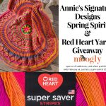 Annie's Spring Spirit & Red Heart Yarns Giveaway!