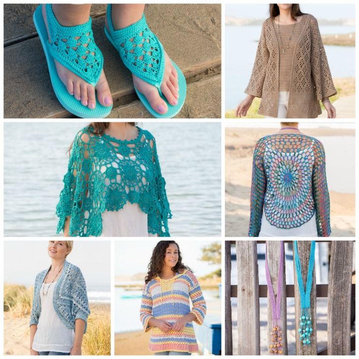 Annie's Spring Spirit Collection: Crochet Fashion Designs